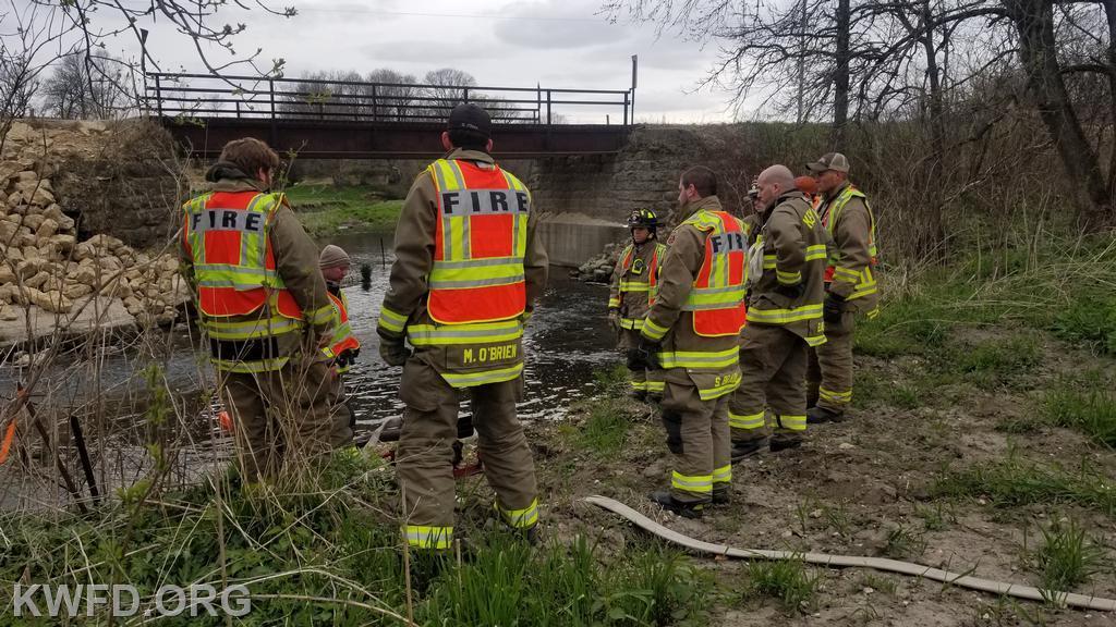4/19 Dry Hydrant Training